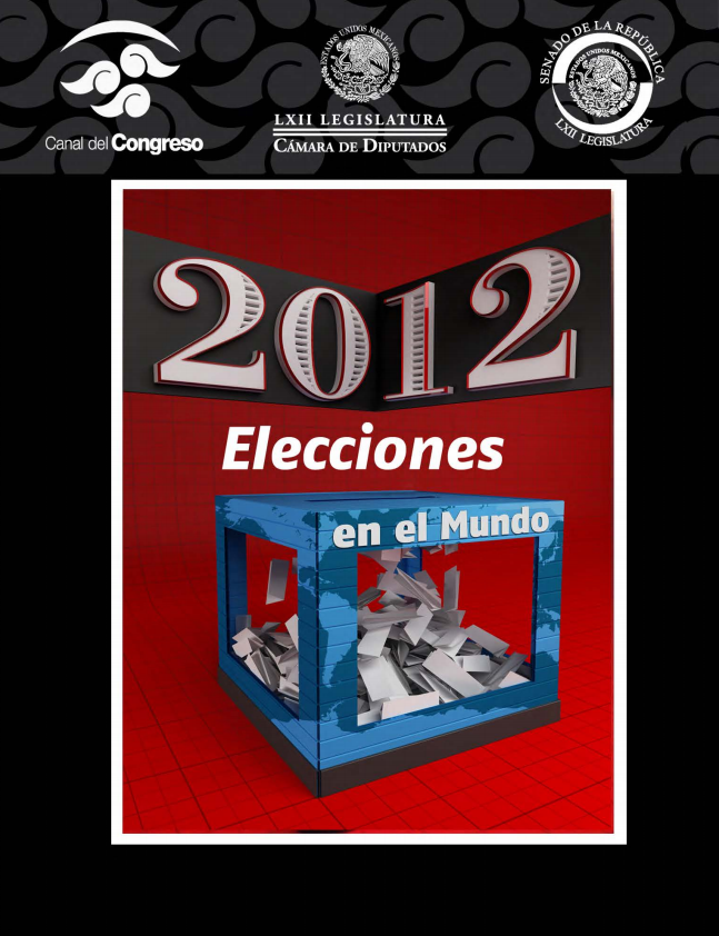 2012 Elecciones en el mundo
