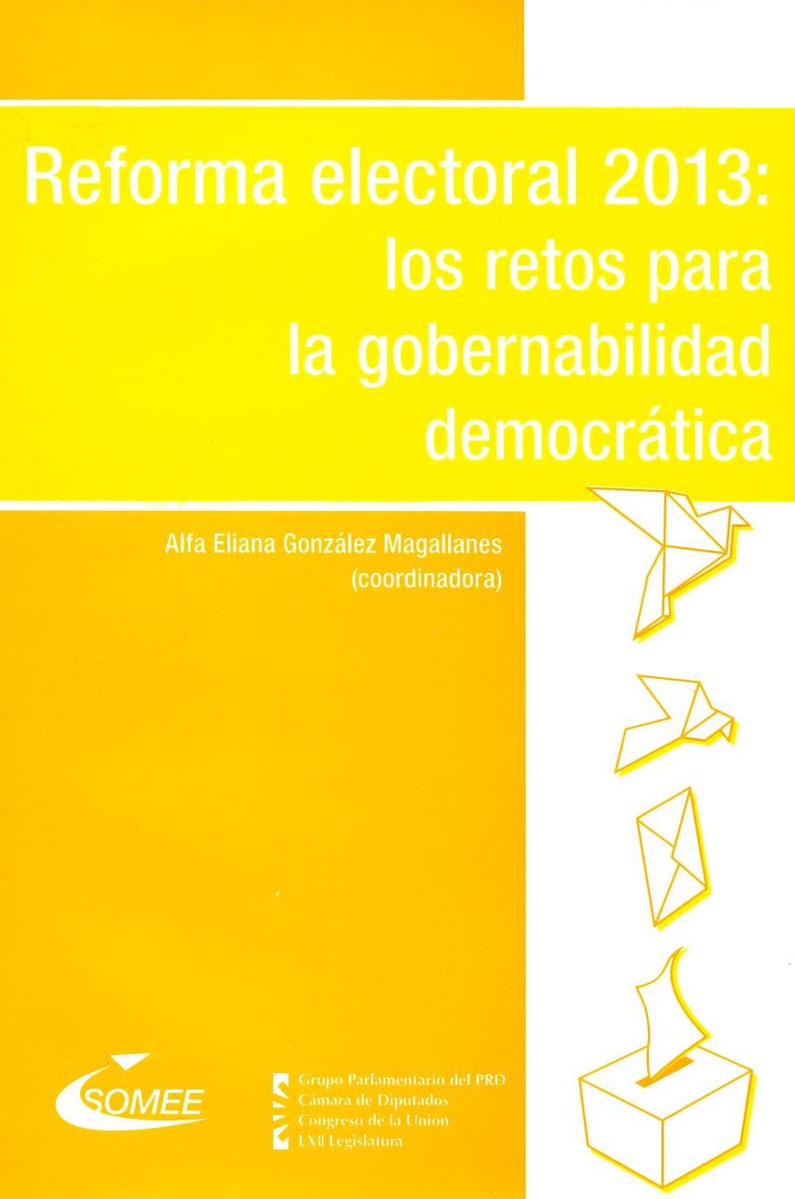 Reforma Electoral 2013